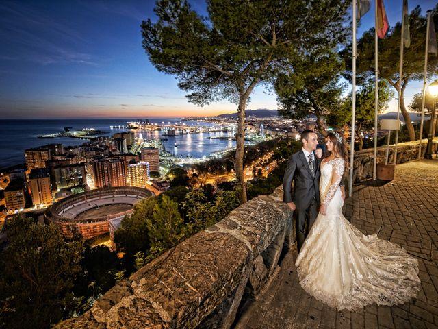 La boda de Jose Manuel y Rocío en Alhaurin El Grande, Málaga 20