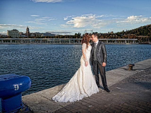 La boda de Jose Manuel y Rocío en Alhaurin El Grande, Málaga 25
