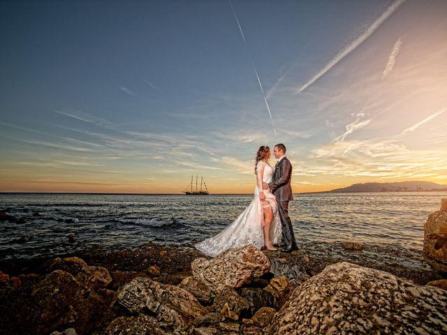 La boda de Jose Manuel y Rocío en Alhaurin El Grande, Málaga 28