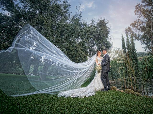 La boda de Jose Manuel y Rocío en Alhaurin El Grande, Málaga 34