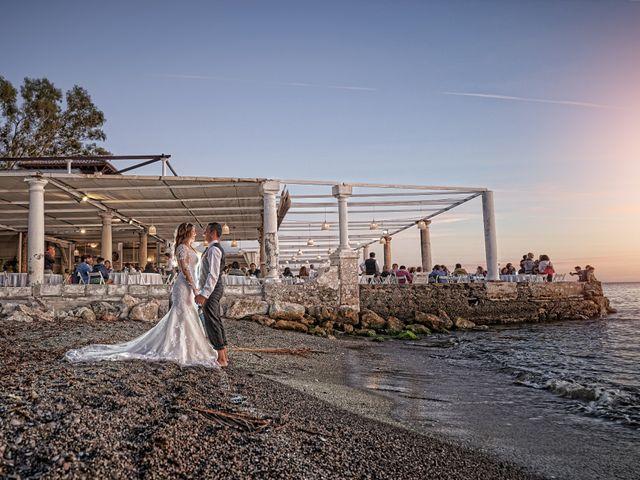 La boda de Jose Manuel y Rocío en Alhaurin El Grande, Málaga 35