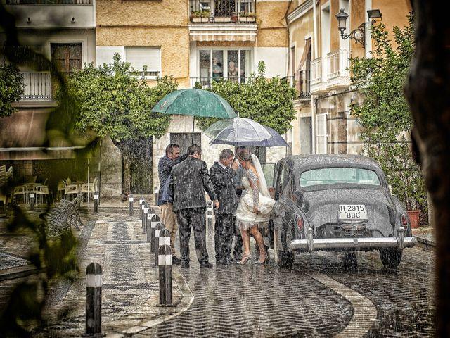 La boda de Jose Manuel y Rocío en Alhaurin El Grande, Málaga 60
