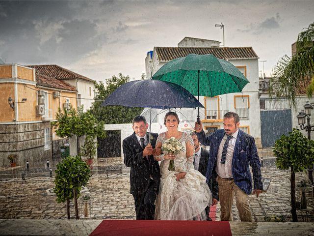 La boda de Jose Manuel y Rocío en Alhaurin El Grande, Málaga 61