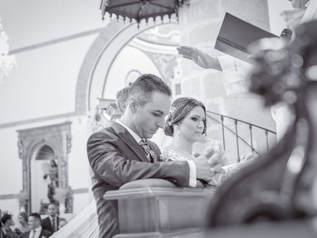 La boda de Jose Manuel y Rocío en Alhaurin El Grande, Málaga 66