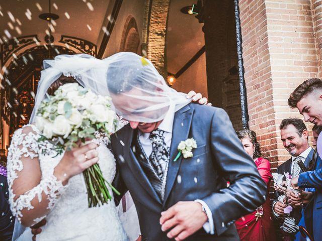 La boda de Jose Manuel y Rocío en Alhaurin El Grande, Málaga 69