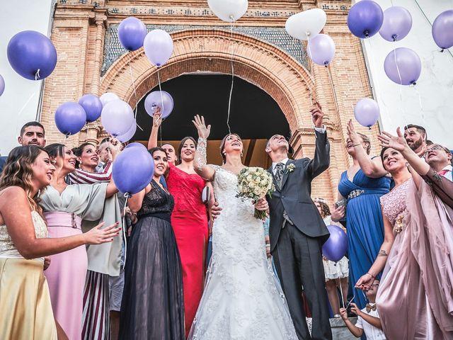 La boda de Jose Manuel y Rocío en Alhaurin El Grande, Málaga 70