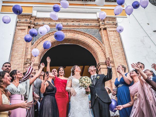 La boda de Jose Manuel y Rocío en Alhaurin El Grande, Málaga 71