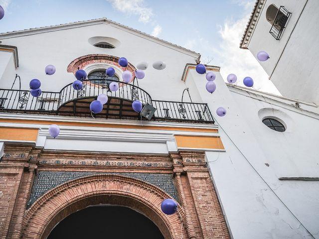 La boda de Jose Manuel y Rocío en Alhaurin El Grande, Málaga 72