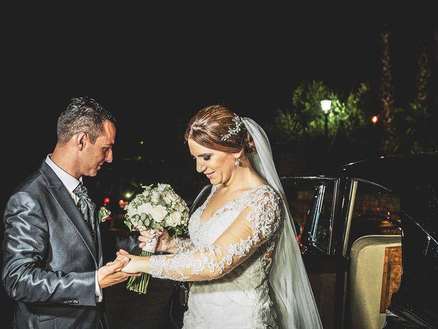 La boda de Jose Manuel y Rocío en Alhaurin El Grande, Málaga 74