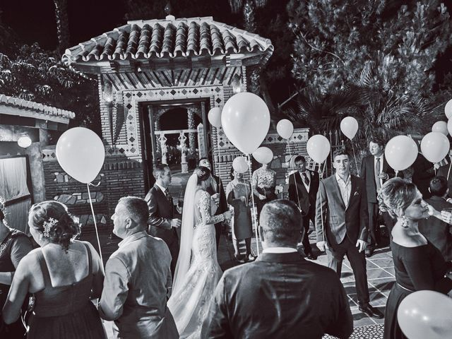 La boda de Jose Manuel y Rocío en Alhaurin El Grande, Málaga 77
