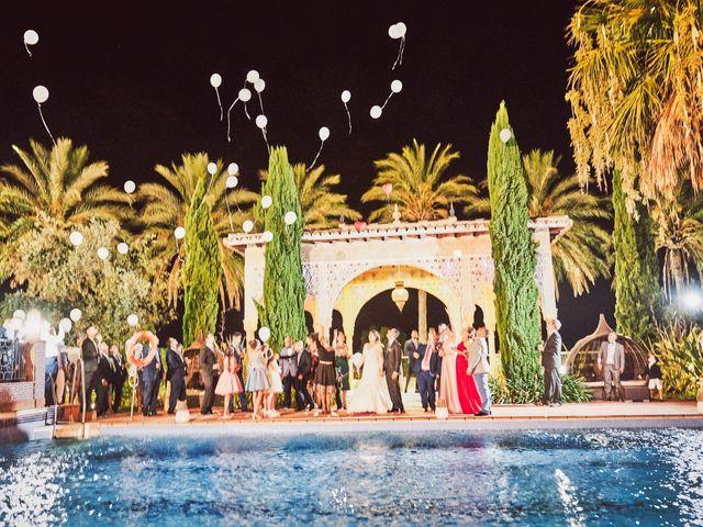 La boda de Jose Manuel y Rocío en Alhaurin El Grande, Málaga 78