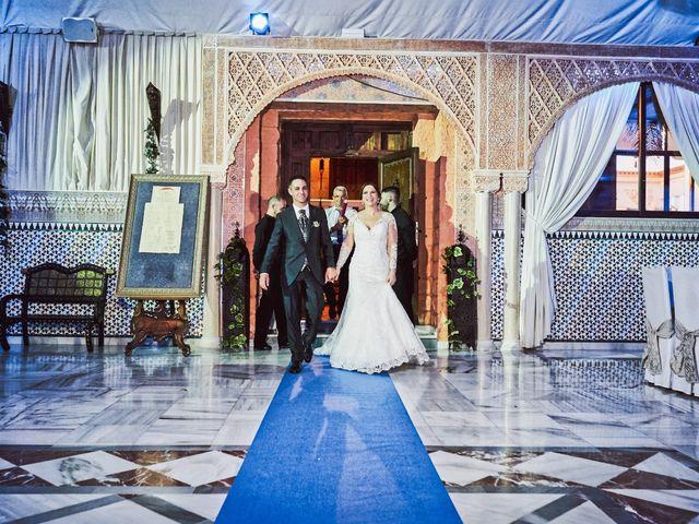 La boda de Jose Manuel y Rocío en Alhaurin El Grande, Málaga 80