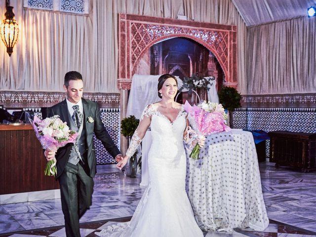 La boda de Jose Manuel y Rocío en Alhaurin El Grande, Málaga 86