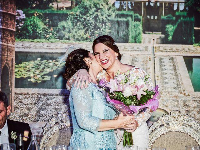La boda de Jose Manuel y Rocío en Alhaurin El Grande, Málaga 87