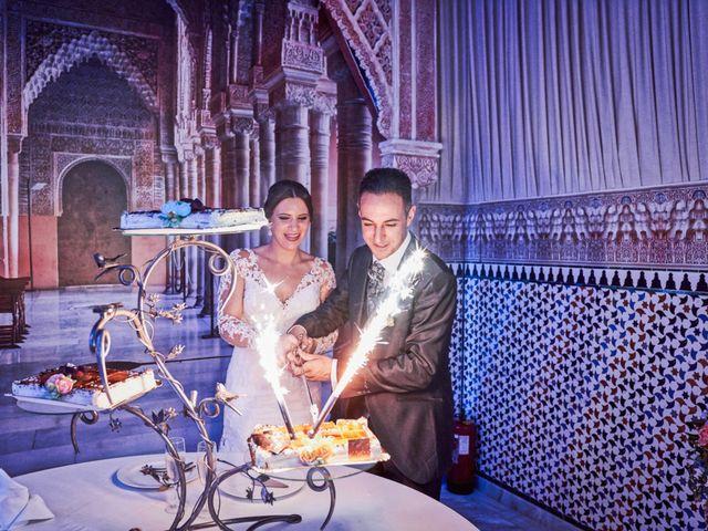 La boda de Jose Manuel y Rocío en Alhaurin El Grande, Málaga 89