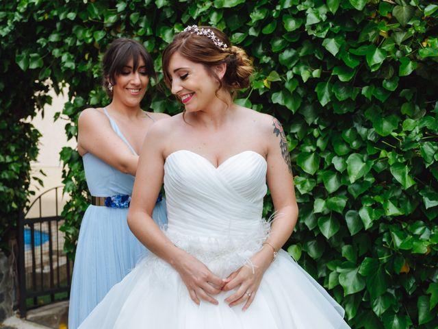 La boda de Cristian y Sara en Madrid, Madrid 26