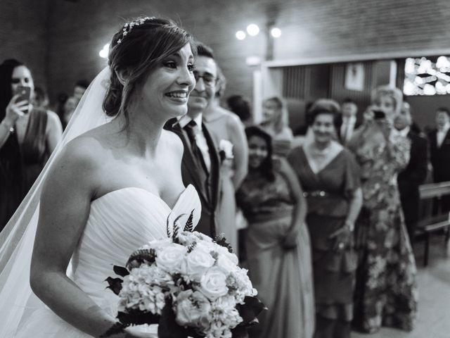 La boda de Cristian y Sara en Madrid, Madrid 35