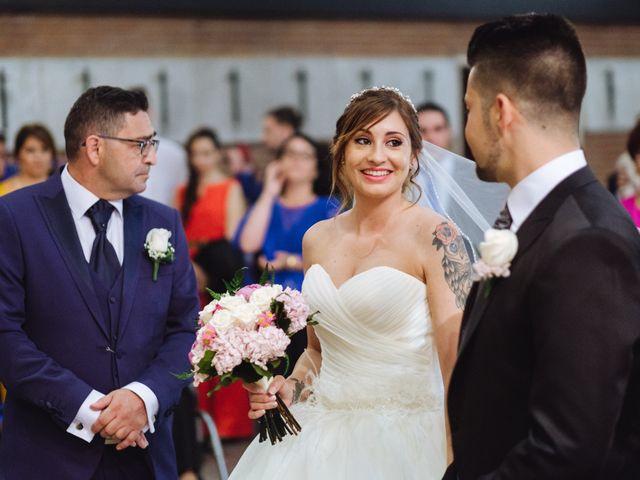 La boda de Cristian y Sara en Madrid, Madrid 36