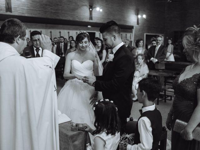 La boda de Cristian y Sara en Madrid, Madrid 38