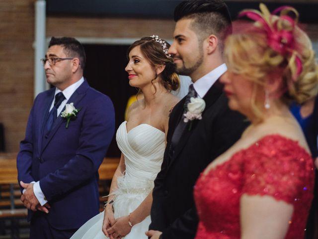 La boda de Cristian y Sara en Madrid, Madrid 39