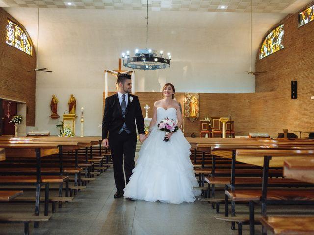La boda de Cristian y Sara en Madrid, Madrid 40