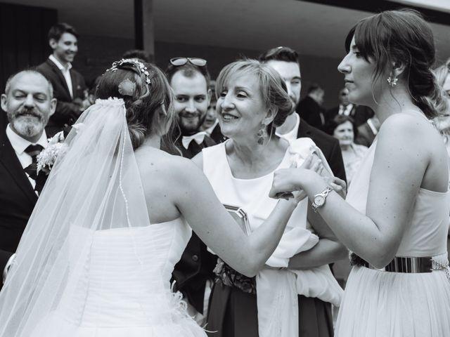 La boda de Cristian y Sara en Madrid, Madrid 43