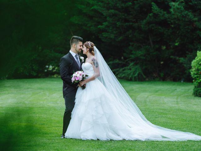 La boda de Cristian y Sara en Madrid, Madrid 45
