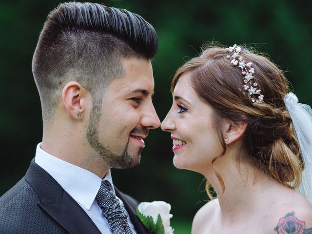 La boda de Cristian y Sara en Madrid, Madrid 46