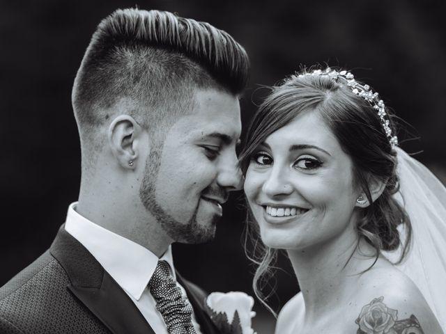 La boda de Cristian y Sara en Madrid, Madrid 47