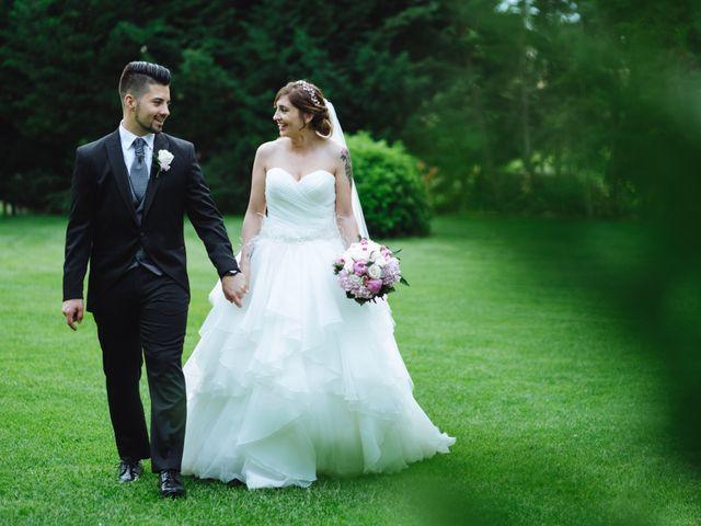 La boda de Cristian y Sara en Madrid, Madrid 49