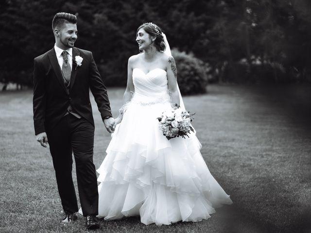 La boda de Cristian y Sara en Madrid, Madrid 50