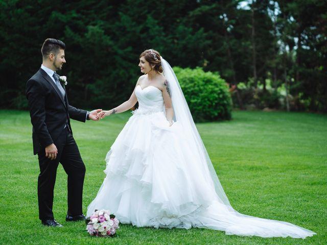 La boda de Cristian y Sara en Madrid, Madrid 51