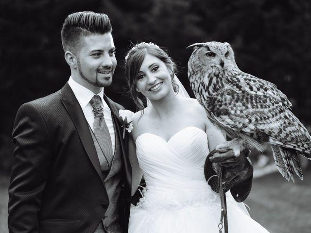 La boda de Cristian y Sara en Madrid, Madrid 54