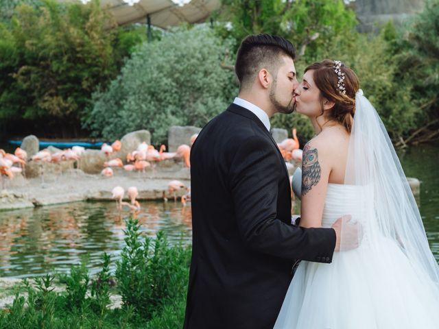 La boda de Cristian y Sara en Madrid, Madrid 59