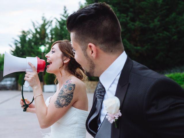 La boda de Cristian y Sara en Madrid, Madrid 62