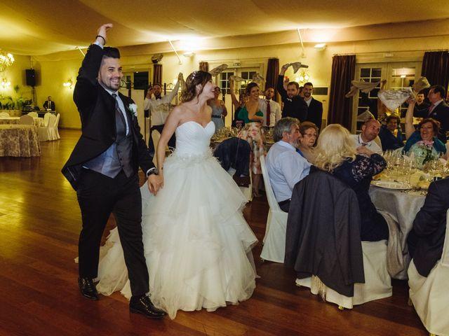 La boda de Cristian y Sara en Madrid, Madrid 67