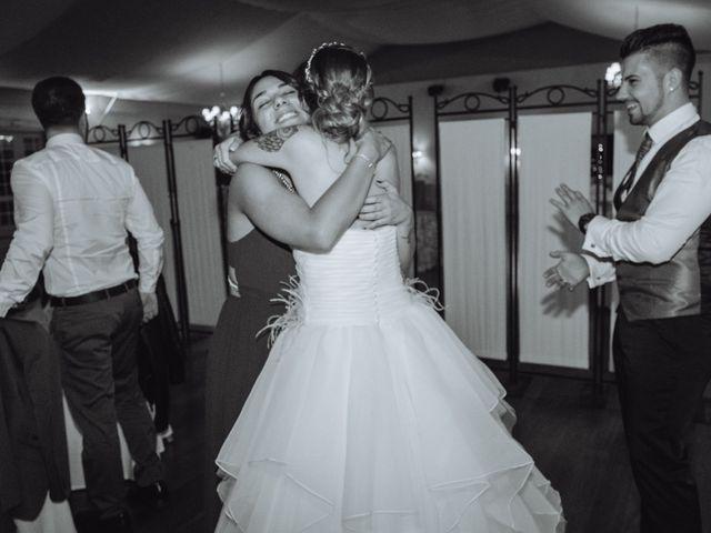 La boda de Cristian y Sara en Madrid, Madrid 68