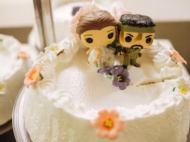 La boda de Cristian y Sara en Madrid, Madrid 69