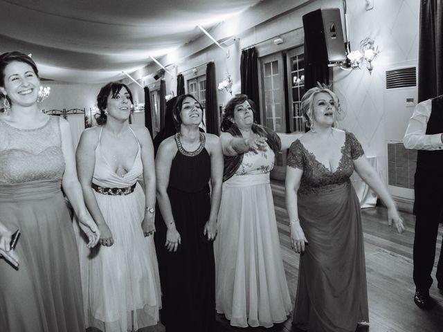 La boda de Cristian y Sara en Madrid, Madrid 70
