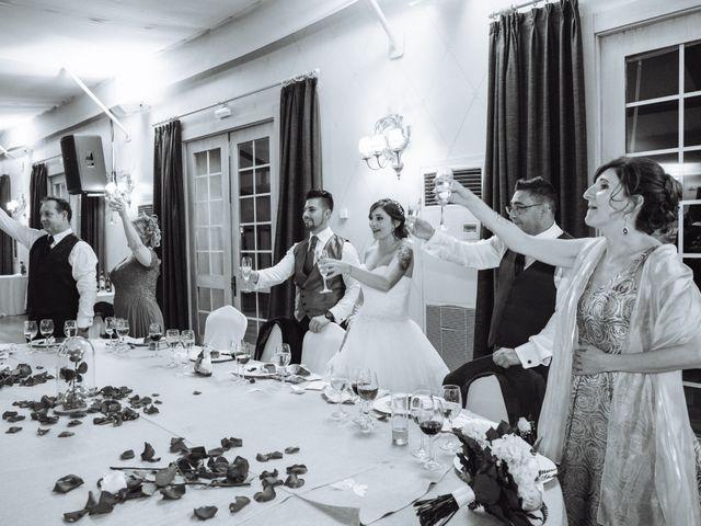 La boda de Cristian y Sara en Madrid, Madrid 72