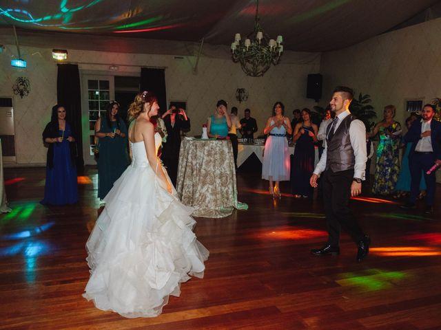 La boda de Cristian y Sara en Madrid, Madrid 76