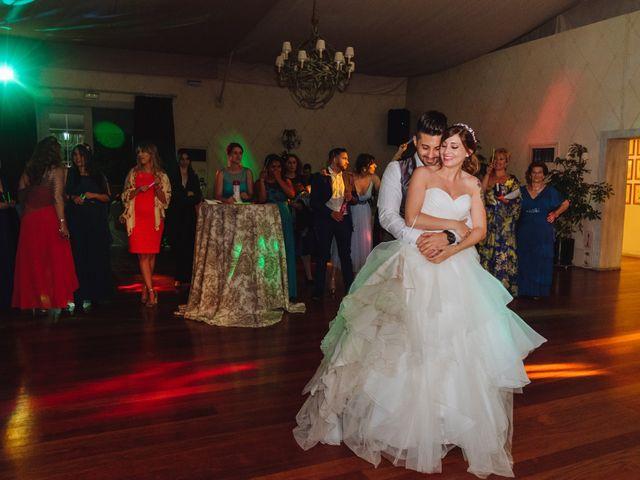 La boda de Cristian y Sara en Madrid, Madrid 77