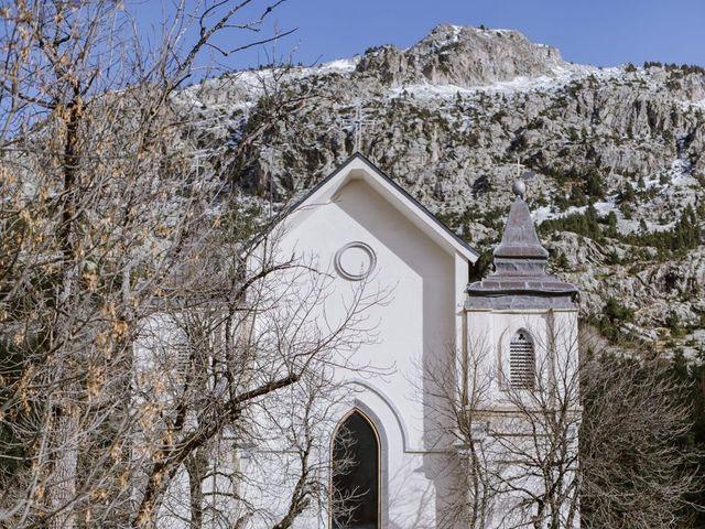 La boda de Jaime y María en Balneario Panticosa, Huesca 12