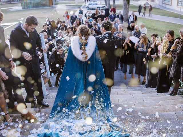 La boda de Jaime y María en Balneario Panticosa, Huesca 25