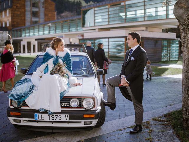 La boda de Jaime y María en Balneario Panticosa, Huesca 29