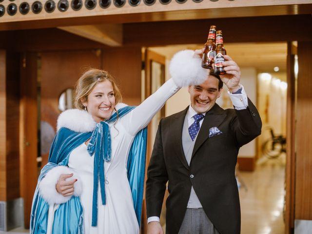 La boda de Jaime y María en Balneario Panticosa, Huesca 40