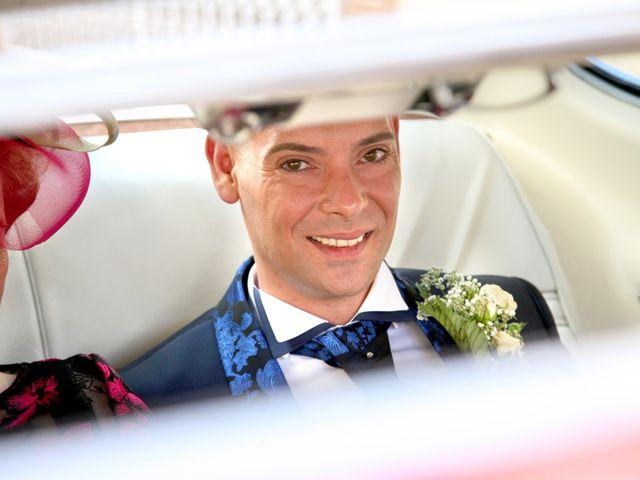 La boda de Miguel y Juande en Bailen, Jaén 1