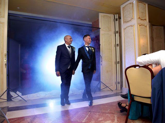 La boda de Miguel y Juande en Bailen, Jaén 8
