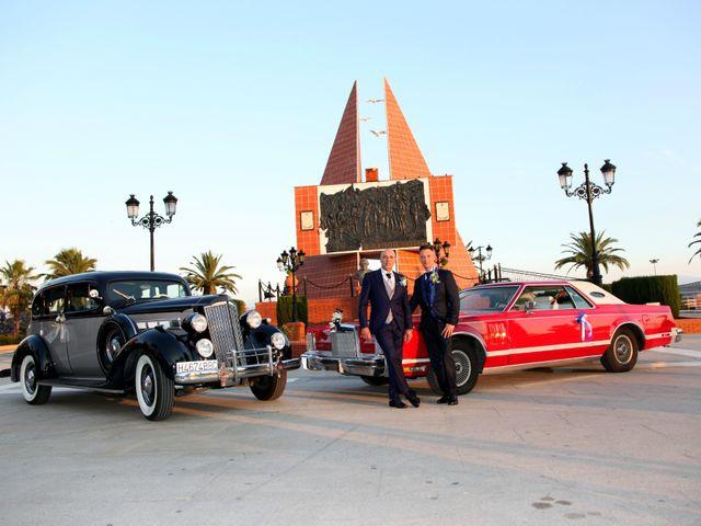 La boda de Miguel y Juande en Bailen, Jaén 12