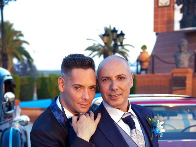 La boda de Miguel y Juande en Bailen, Jaén 13